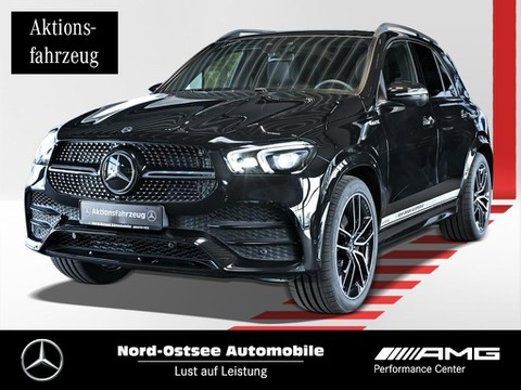 Mercedes-Benz GLE 400 d AMG NIGHT D