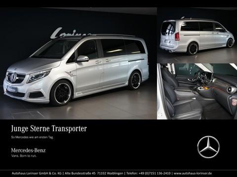 Mercedes-Benz V 220 d Lang EXCLUSIVE Edition LORINSER StH