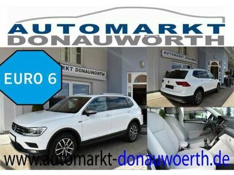 Volkswagen Tiguan 2.0 TDI Comfortline