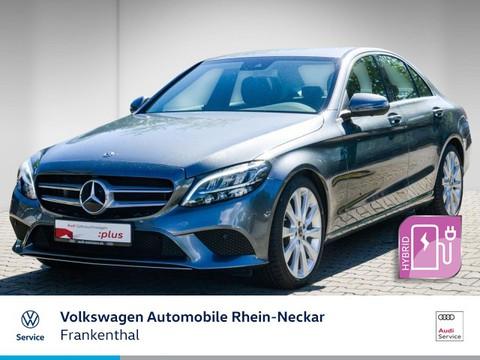 Mercedes-Benz C 200 Avantgarde Hybrid No EUR 1 Automatik Business-Plus