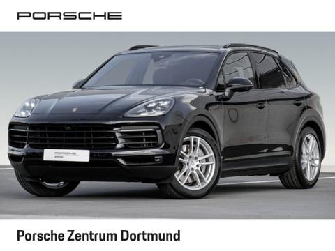 Porsche Cayenne S Sitzbelüftung 20-Zoll