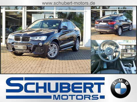 BMW X4 xDrive20d M-Paket