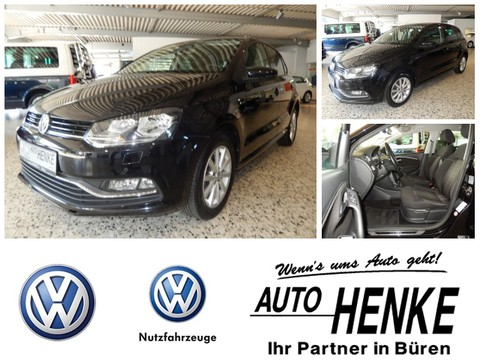 Volkswagen Polo 1.2 TSI LOUNGE