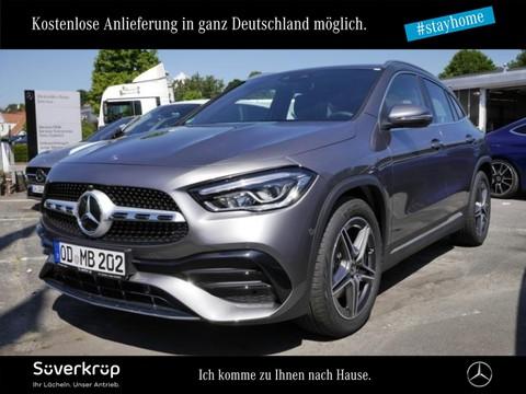 Mercedes-Benz GLA 200 AMG MBUX EL