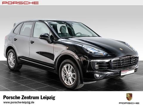 Porsche Cayenne Diesel Panodach Carbon