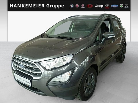 Ford EcoSport Cool&Connect Winter