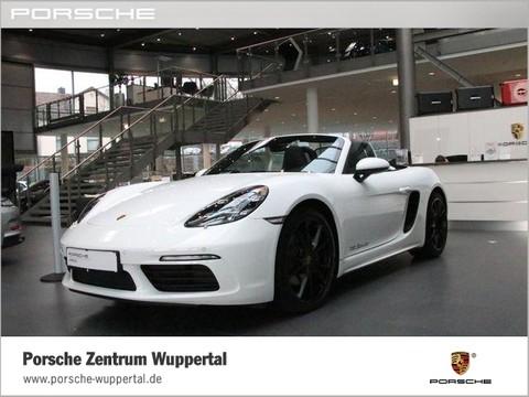 Porsche Boxster heizung Spurwechselassistent