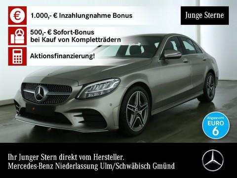 Mercedes-Benz C 200 AMG Sitzkomfort