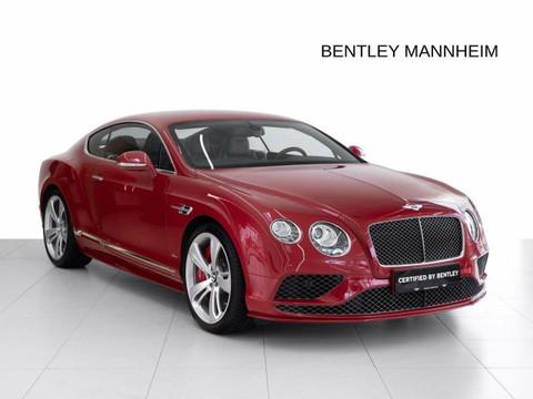 Bentley Continental GT Speed Vollleder