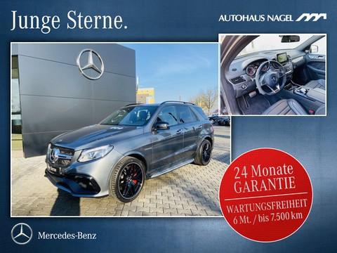 Mercedes-Benz GLE 63 AMG S AMG Night °
