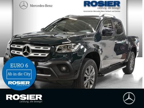 Mercedes-Benz X 250 undefined