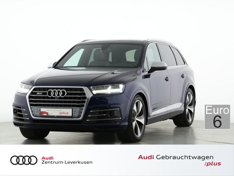Audi SQ7 4.0 quattro 4xSHZ 4xKLIMA