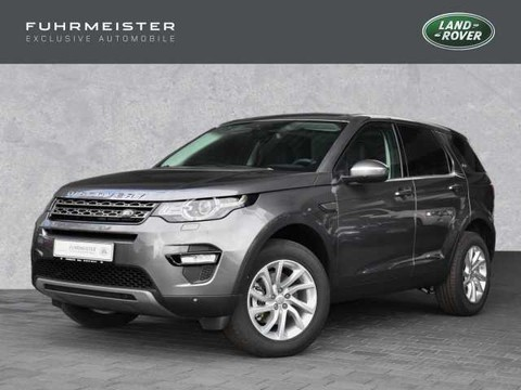 Land Rover Discovery Sport TD4 SE | | | |