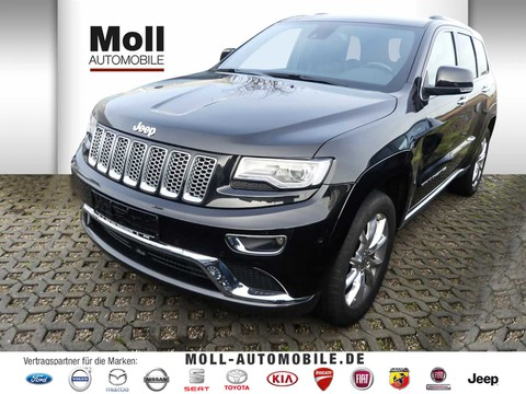 Jeep Grand Cherokee 3.0 I Multijet Summit