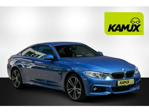 BMW 420 d xDrive M-Sport Estorilblau2