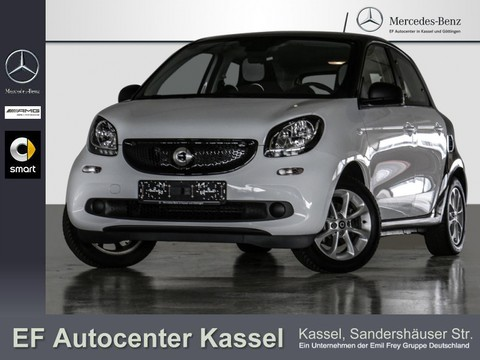 Smart ForFour 7.0 passion Neupreis 105 �