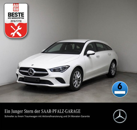 Mercedes-Benz CLA 180 SB PROGRESSIVE MBUX AS