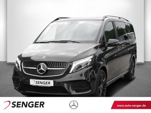 Mercedes-Benz V 300 d MBUX EXCLUSIVE EDIT LANG LUXUSSITZE