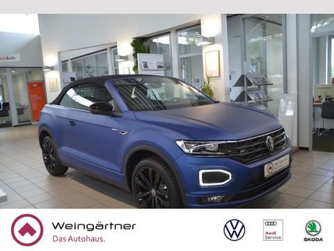 Volkswagen T-Roc Cabriolet 1.5 l TSI R-Line Edition Blue