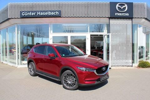 Mazda CX-5 1.0 KANGEI ° Lenkradheizg 00 - Leasing-Extra-Bonus