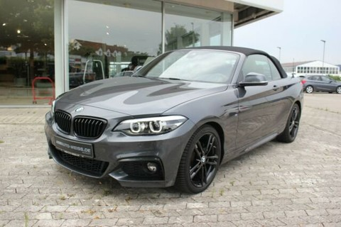 """BMW 220 iA M Sport HiFi 18"""""""