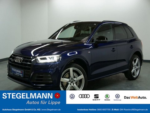 Audi Q5 2.0 TDI qu S-Line Vir