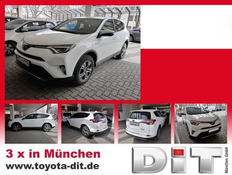 Toyota RAV 4 2.5 Hybrid Team D