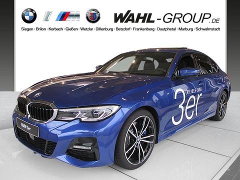 BMW 330 i Limousine M Sport Gestiksteuerung