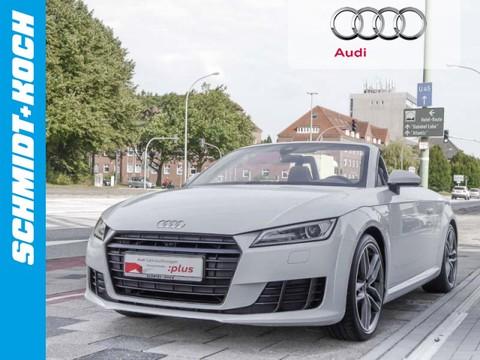 Audi TT 1.8 TFSI Roadster S-Line Side