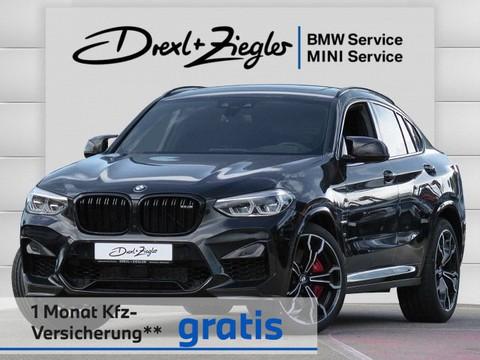 BMW X4 M Competition CarbonExt H&K GSD