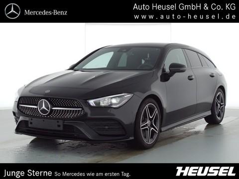 Mercedes-Benz CLA 200 SB AMG Night Ambientebel