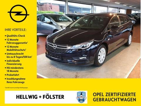 Opel Astra 1.0 K Turbo Business