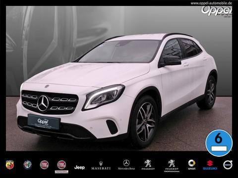 Mercedes-Benz GLA 180 Urban Night Paket