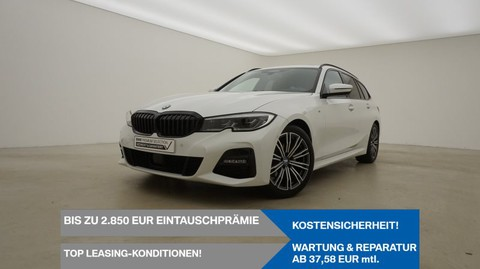BMW 320 d M Sport Gestiksteuerung Prof