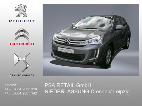 Citroën C4 Aircross HDi 115 Exclusive