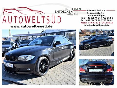BMW 123 d Coupé M Sportpaket M Performance UNIKAT NaviProf