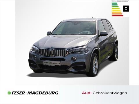 BMW X5 M50 d ad Fahrwerk   