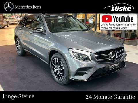 Mercedes-Benz GLC 250 d AMG Line Intelligent Light