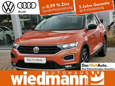 """Volkswagen T-Roc 1.5 l TSI Style """"IQ DRIVE"""""""