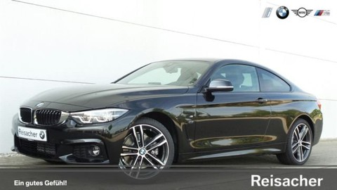 BMW 430 d A xDrive Coupé