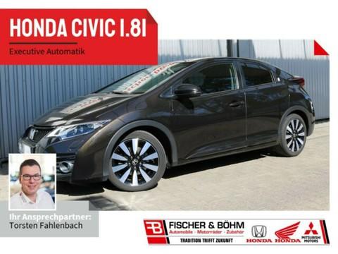 Honda Civic 1.8 i-VTEC Executive Automatik