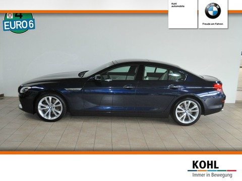 BMW 640 Gran Coupe xDrive Glasd