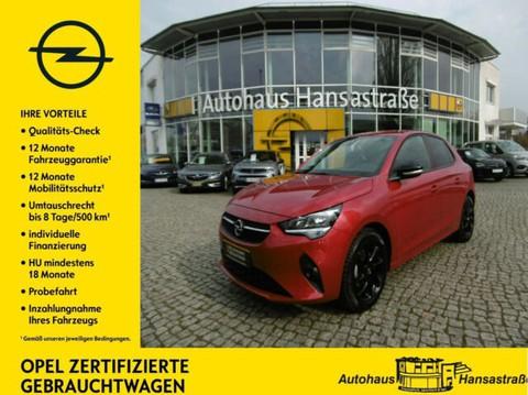 Opel Corsa 1.2 Edition Sitz