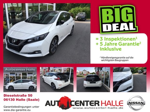 Nissan Leaf N-Connecta E-Pedal(One-Pedal-Driving)
