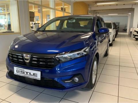 Dacia Sandero NEW Comfort TCE 90 VORNE UND HINTEN
