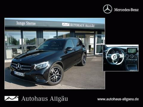Mercedes GLC 300 4 M PARKT