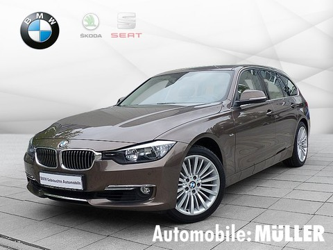 BMW 328 i xDrive Luxury Line