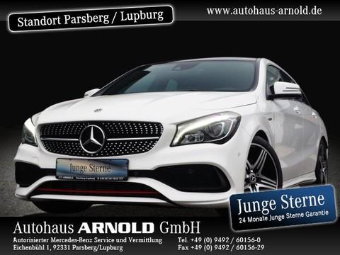 Mercedes-Benz CLA 250 Shooting Brake Sport AMG Line Panoram