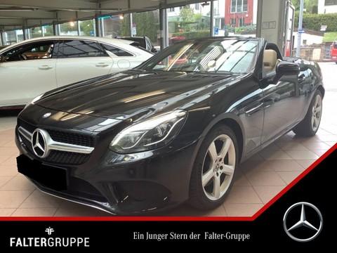 Mercedes-Benz SLC 200 beige