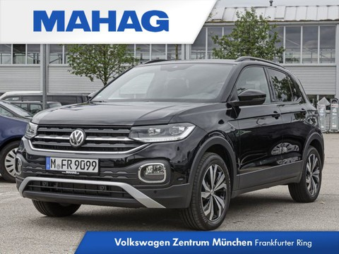 Volkswagen T-Cross 1.5 TSI UNITED United